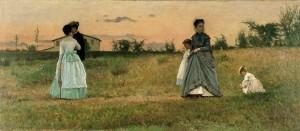 I promessi sposi - Silvestro Lega 1869